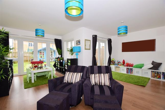 Thumbnail Semi-detached house for sale in Leonard Gould Way, Loose, Maidstone, Kent