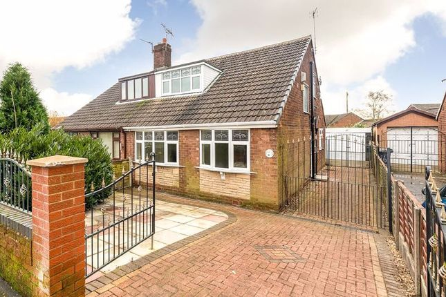 2 bed bungalow for sale in Crossdale Road, Hindley Green, Wigan WN2