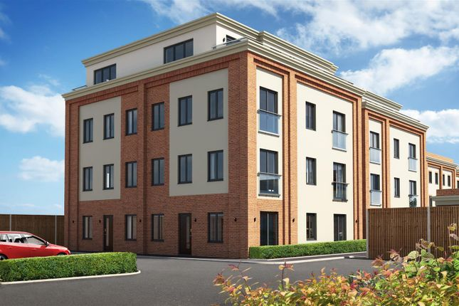 Thumbnail Flat for sale in 20 Albury Place, St. Michaels Street, Shrewsbury
