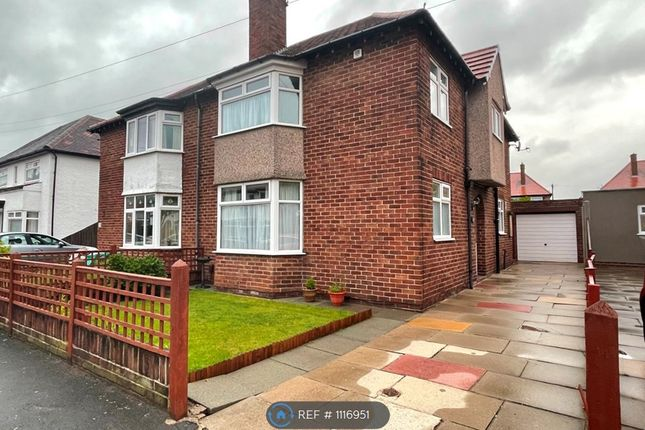 Thumbnail Semi-detached house to rent in Marlborough Road, Liverpool