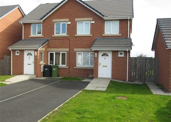 Thumbnail Semi-detached house to rent in Woodhorn Farm, Newbiggin-By-The-Sea