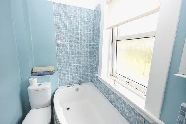 Bathroom of Hillview Avenue, Kilsyth, Glasgow G65