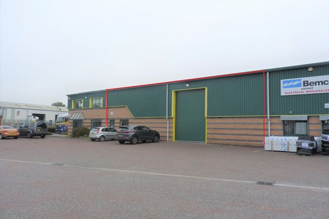 Thumbnail Light industrial to let in Centre Court, Leigh