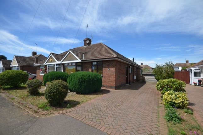 Thumbnail Bungalow for sale in Stanfield Road, Duston, Northampton