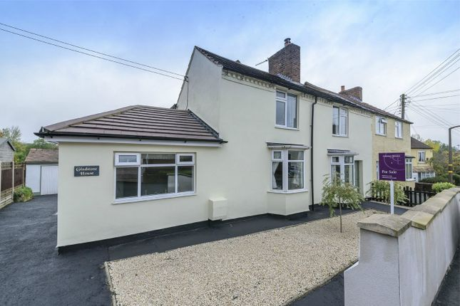 Thumbnail Semi-detached house for sale in Sunnyside Road, Ketley Bank, Telford