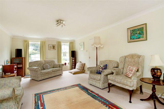 Living Room of Wymering Court, Farnborough, Hampshire GU14