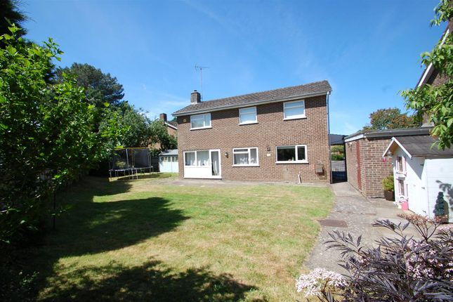Thumbnail Detached house for sale in Copse Close, Liss