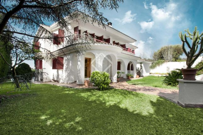Thumbnail Villa for sale in Spain, Barcelona North Coast (Maresme), Alella, Mrs2882