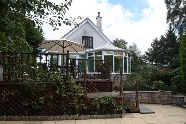 Thumbnail Detached house for sale in Naemoor Road, Crook Of Devon, Kinross