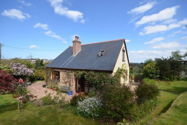 Thumbnail Detached house for sale in Penweathers, Truro