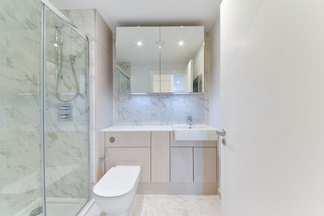 Bathroom of Hurlock Heights, Elephant Park, Elephant & Castle SE17