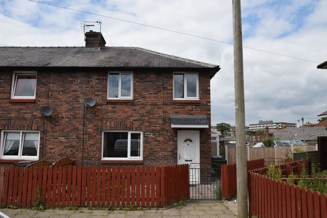 Thumbnail Terraced house to rent in Peel Street, Carlisle