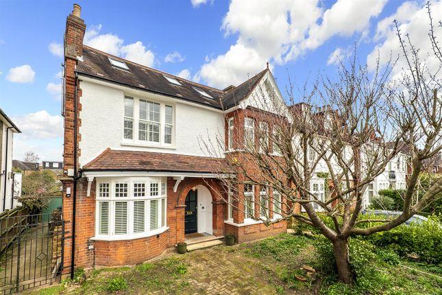 Thumbnail Detached house for sale in Kingston Lane, Teddington