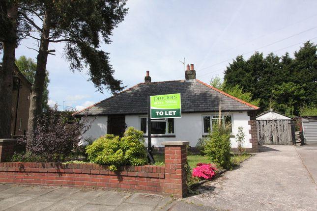 Thumbnail Detached bungalow to rent in Beech Grove, Darwen