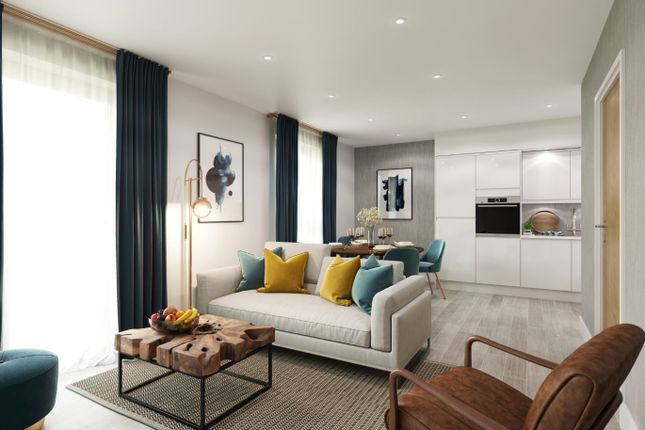 2 bed flat for sale in Thames Road, London E16