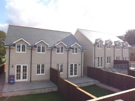Thumbnail Semi-detached house for sale in Bryn Deiliog, Llanbedr, Gwynedd