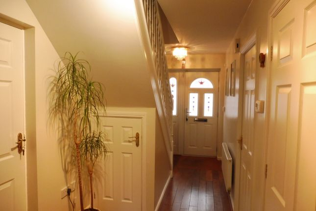 Entrance Hall of Windmill Court, Wombwell S73