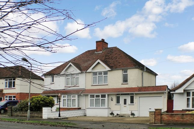 Thumbnail Semi-detached house for sale in Staple Hall Road, Bletchley