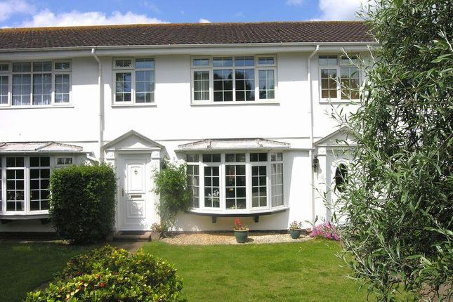 Thumbnail 3 bed terraced house to rent in Garden Court, Budleigh Salterton, Devon
