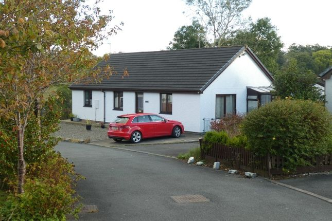 Thumbnail Detached bungalow for sale in 6 Swn Y Llethi, Llanarth