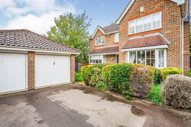 Thumbnail Detached house for sale in Beacon Close, Aylesbury
