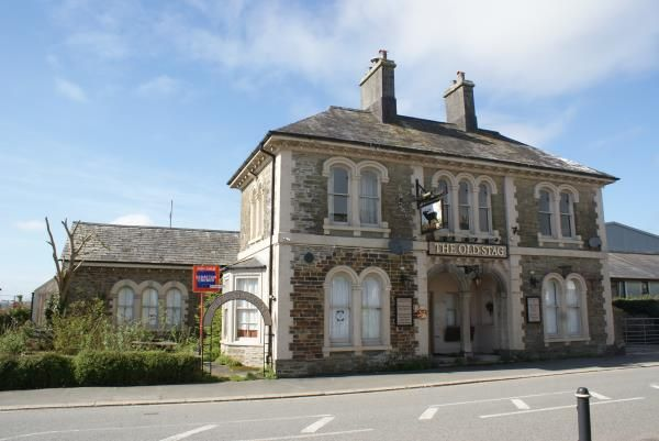 Thumbnail Commercial property for sale in Development Site, Station Road, Liskeard, Cornwall