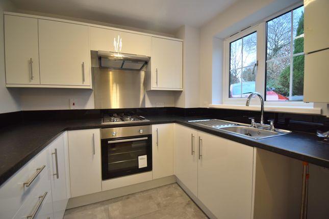 Thumbnail Terraced house to rent in Llwyn Coed, Blackwood