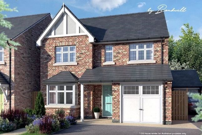 Thumbnail Detached house for sale in Woodside, Shipley Park Gardens, Marlpool, Derbyshire