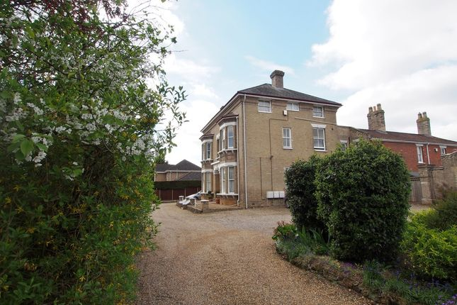 Thumbnail Flat for sale in London Road, Attleborough