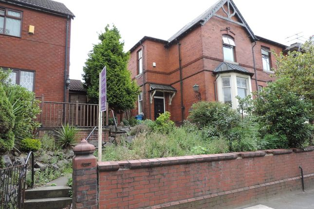 Thumbnail Semi-detached house for sale in Tynwald Mount, Shaw Road, Royton