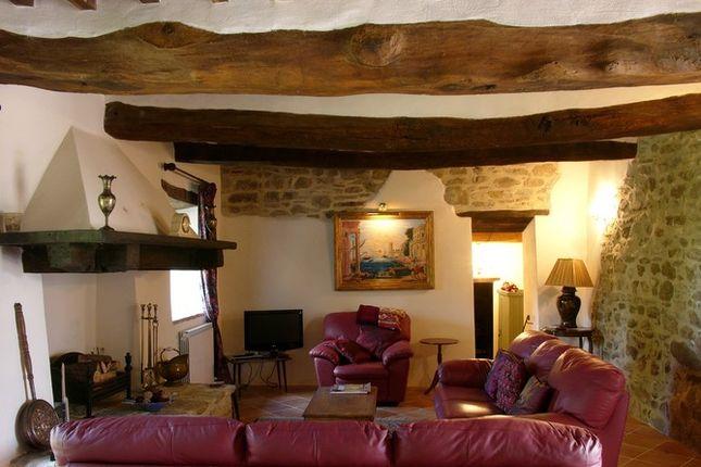Sitting of Vista Niccone, Niccone Valley, Umbria