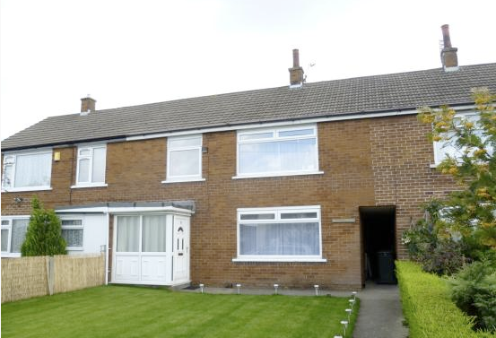Thumbnail Terraced house to rent in Roseacre Road, Elswick, Preston
