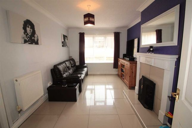 Thumbnail End terrace house to rent in Tithebarn Lane, Kirkby, Liverpool