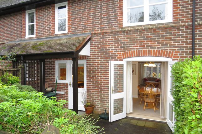Thumbnail End terrace house for sale in Timbermill Court, Fordingbridge