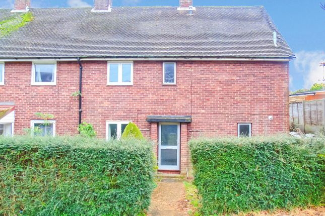 Thumbnail Semi-detached house to rent in Chatham Road, Winchester