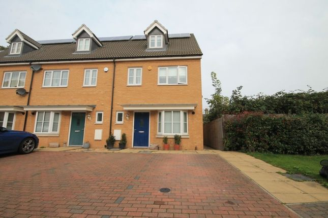 Thumbnail Semi-detached house to rent in Juliette Mews, Romford