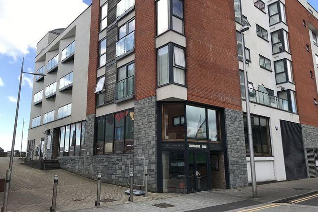 Thumbnail Restaurant/cafe for sale in Trawler Road, Maritime Quarter, Swansea