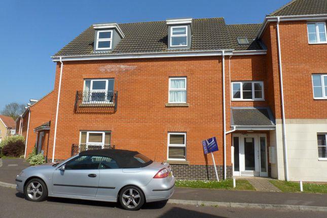 Thumbnail Flat to rent in Holystone Way, Carlton Colville, Lowestoft