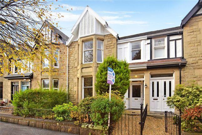 Thumbnail Terraced house for sale in Milner Road, Jordanhill
