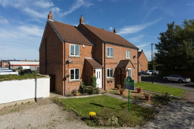 Terraced house for sale in White Horse Close, Huntington, York