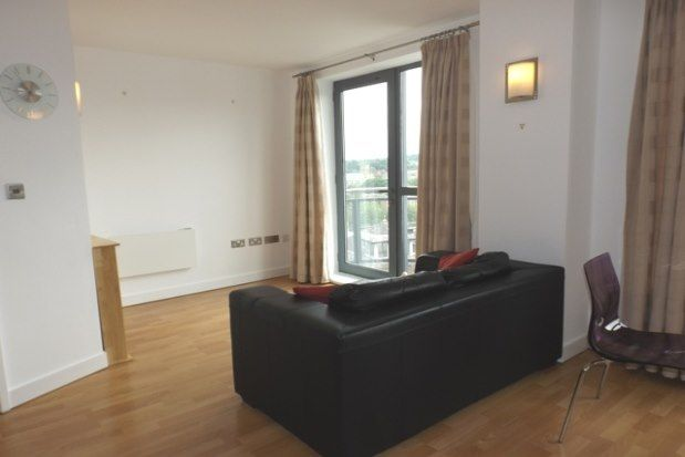 Thumbnail 1 bedroom flat to rent in West One Plaza 2, Sheffield