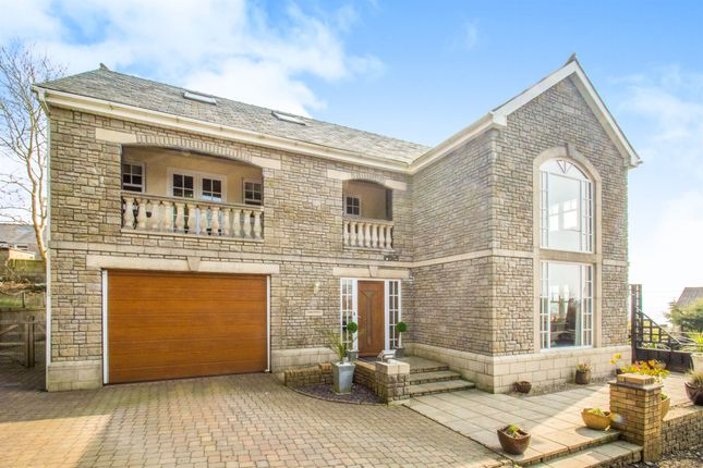 Thumbnail Detached house for sale in Hill Street, Gilfach Goch, Porth