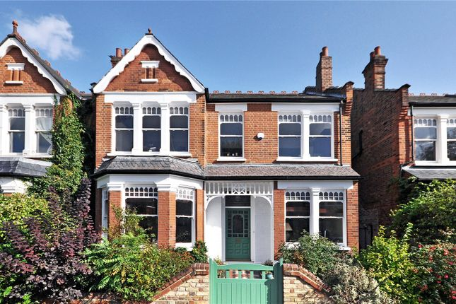 Thumbnail Terraced house for sale in Rosebery Road, London