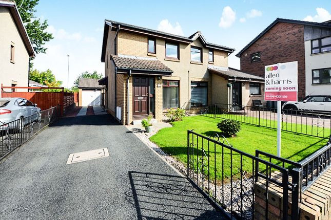 Thumbnail Semi-detached house for sale in Main Street, Bellshill