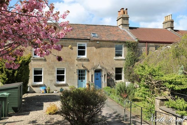 Thumbnail Terraced house for sale in North Road, Combe Down, Bath