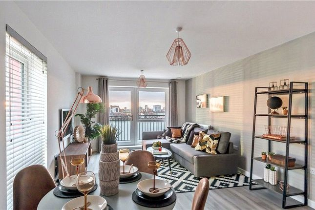 Thumbnail Flat for sale in Keel Road, Centenary Quay, Woolston