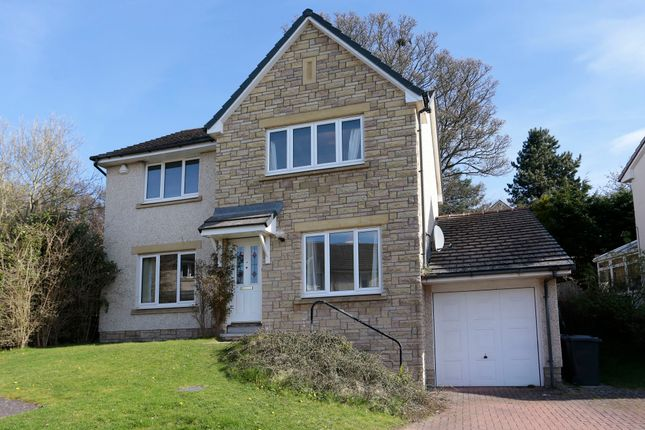 Thumbnail Detached house for sale in Clayhills Drive, Dundee