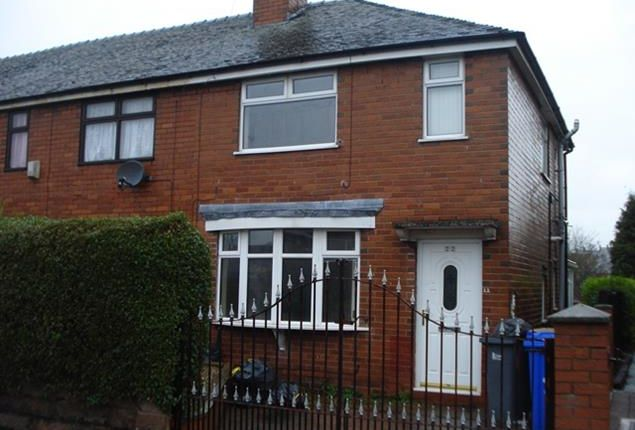Thumbnail Semi-detached house for sale in Clyde Road, Burslem, Stoke-On-Trent