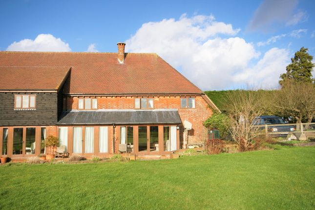 Thumbnail Semi-detached house to rent in The Old Station Yard, Gosport Road, Farringdon, Alton