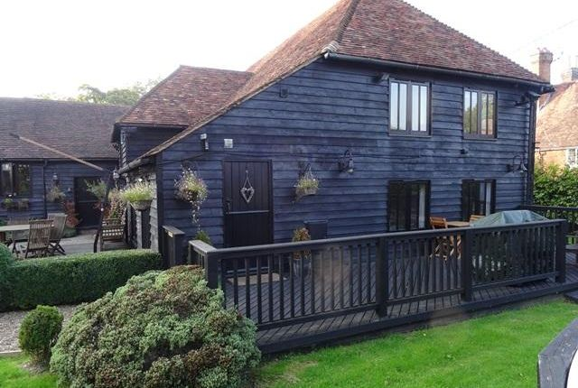 Thumbnail Semi-detached house to rent in At Glassenbury Farm Barn, Glassenbury Road, Goudhurst, Kent